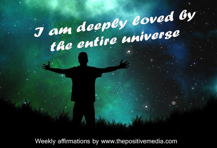 love universe affirmation