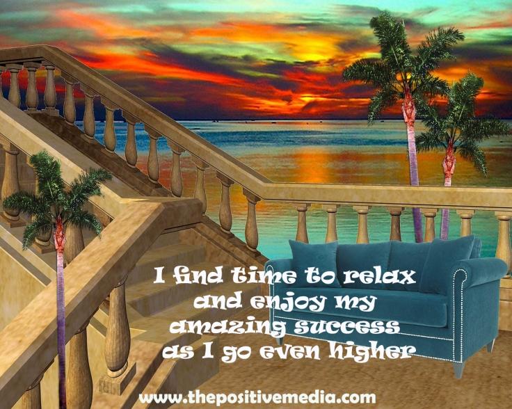 relaxenjoysuccess