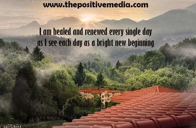 renewed everyday