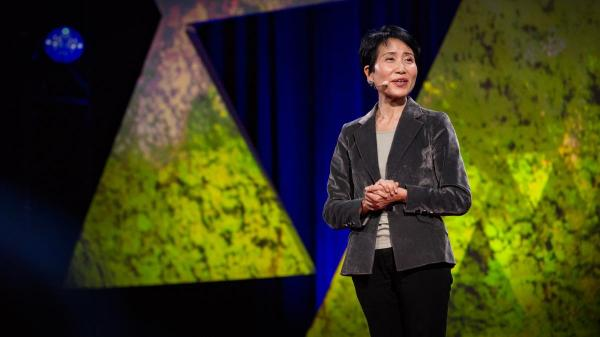 Naoko Ishii at TED